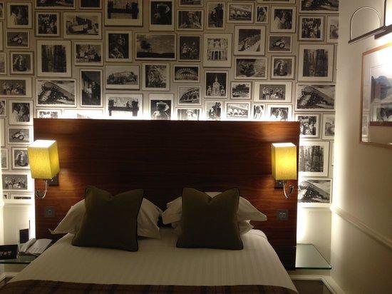 ABode Exeter: Basic room