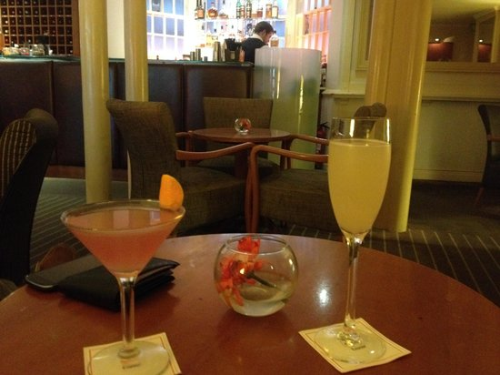 ABode Exeter: Champagne Cocktails