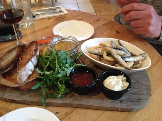 ABode Exeter: Wonderful Grill Starter to Share
