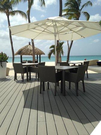 Bucuti & Tara Beach Resort Aruba : Breakfast