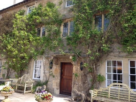 Guyers House Hotel: very beautiful setting