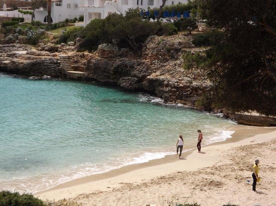 Inturotel Cala Azul Park: sea so inviting