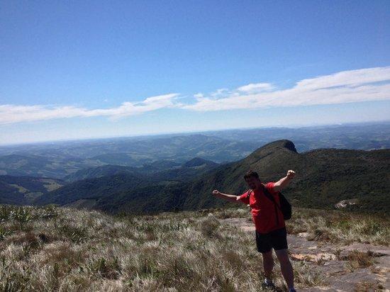 Parque Estadual do Ibitipoca : A caminho da janela do céu