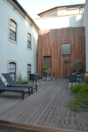Casa dos Loios by Shiadu: Zona de relax y lectura