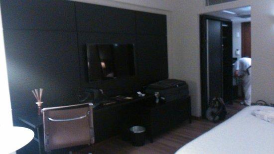 Sheraton da Bahia - Hotel Salvador: Chambre et TV