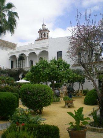 Palacio de Medina Sidonia: Jardines