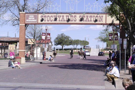 Hyatt Place Ft. Worth Historic Stockyards: Stockyards Station