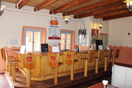 Painted Desert Inn : Inside the Desert Inn
