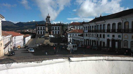 Praça Tiradentes : Praça de Tiradentes, Ouro Preto