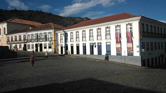 Praça Tiradentes : Praça de Tiradentes