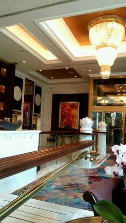 Shangri-La Hotel, Singapore : Valley Wing Lobby