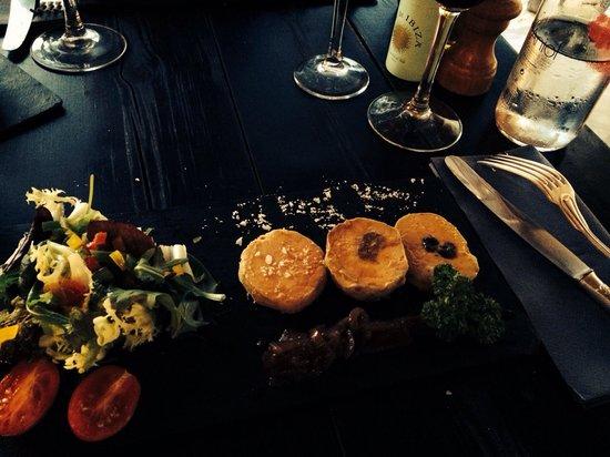 Bistro Plaza Santa Gertrudis: Foie gras