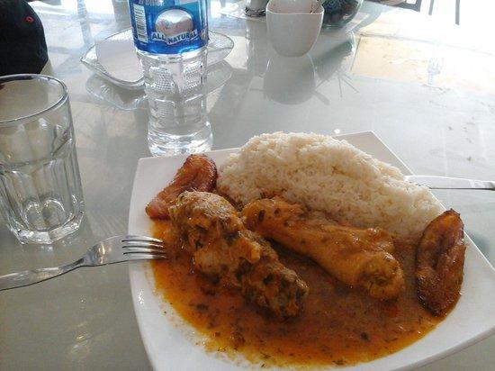 Lo&Lo Restaurant: ecuadorian dish