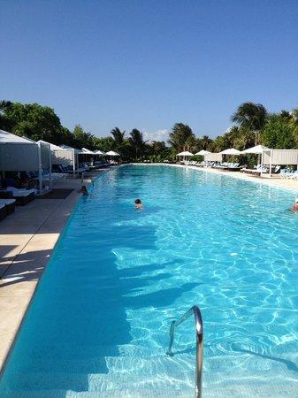 Grand Luxxe Riviera Maya: Grand Luxxe pool