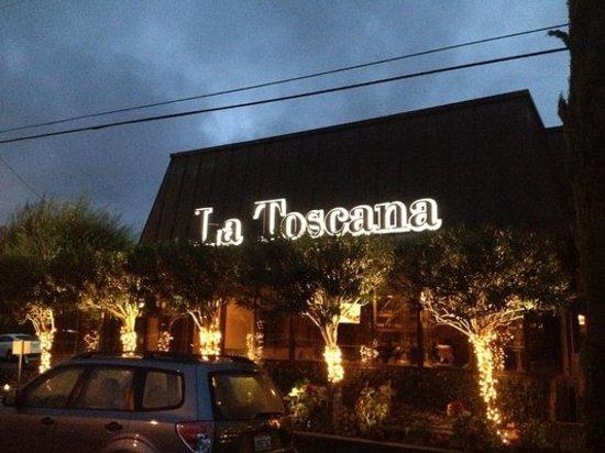 Ristorante La Toscana: La Toscana