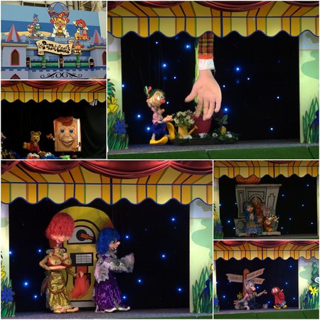 Puppet Show, Butlins Minehead
