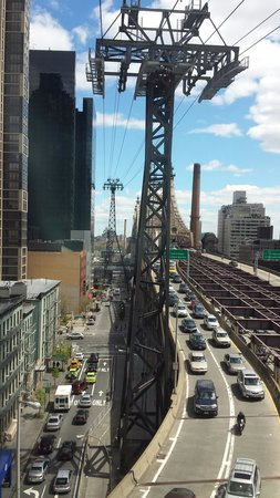 The Roosevelt Island Tramway: roosevelt tramway