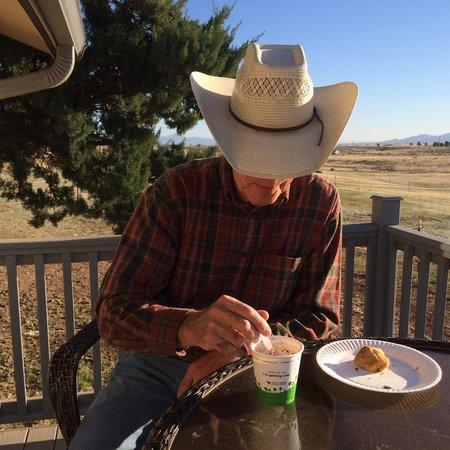 Xanadu Ranch GetAway / Private Guest Rooms / Guest Ranch & Horse Motel: Cowboy n Coffee