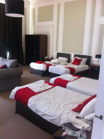 Destination Edinburgh York Place Luxury Apartments : One bedroom