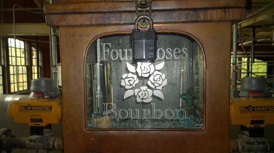 Four Roses: High Wine Box