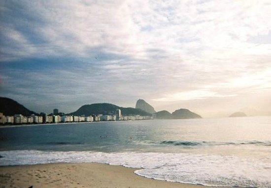 Olinda Rio Hotel: View