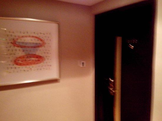 Royal Palace Hotel: Дверь в номер