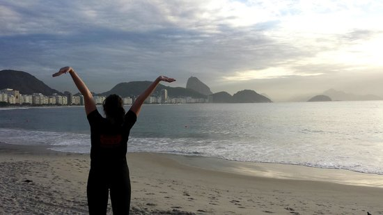 Olinda Rio Hotel: Early morning run
