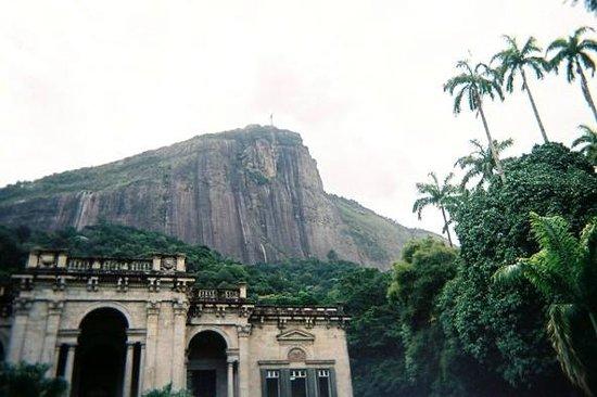 Olinda Rio Hotel: Parque Lage