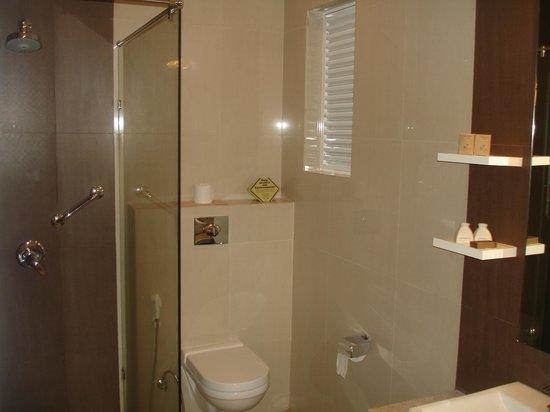 Club Palm Bay Hotel: ванная комната