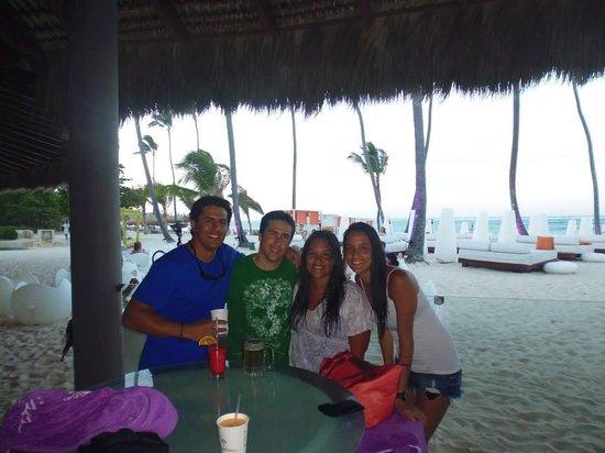 Paradisus Punta Cana Resort: Celebrando !!!