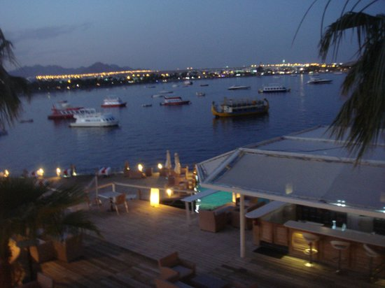 Lido Sharm Hotel : view from room220