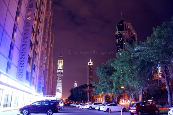 The Apartments Dubai World Trade Centre: outside