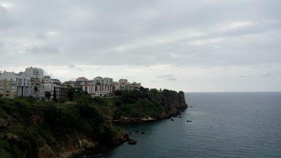 Bilem High Class Hotel : Вид из номера 108