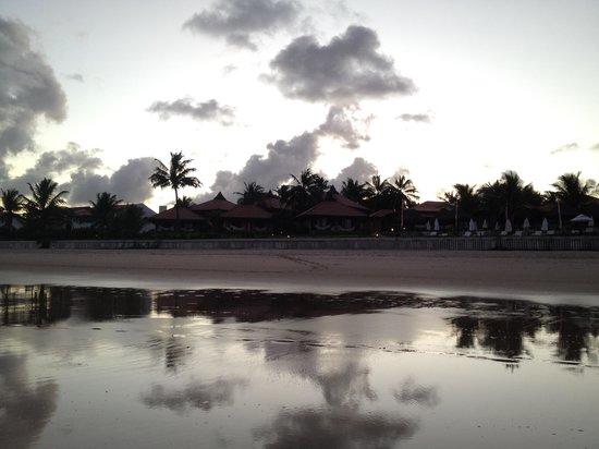 Pousada Tabapitanga : Pôr do Sol