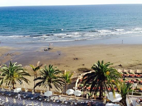 Dunas Don Gregory: utsikt från hotellet