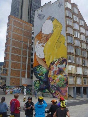 Bogotravel Tours: bike tour Bogota