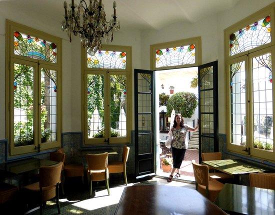 Hotel Diana: Interior