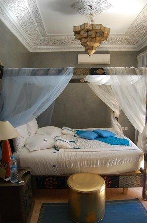 Riad Princesse du Desert: Our room