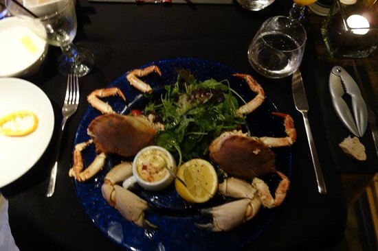 Bistro Saint Louis : Crab