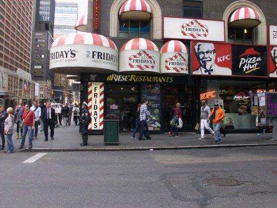 TGI Friday's : Friday's - Broadway