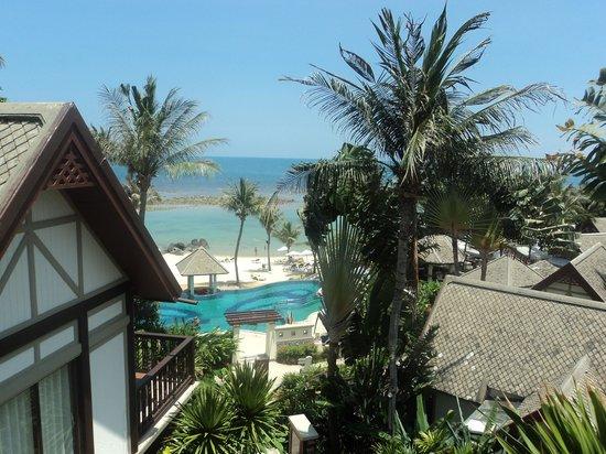 Centara Villas Samui : view from villa 314