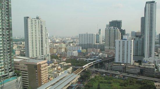 VIE Hotel Bangkok, MGallery by Sofitel : room vew