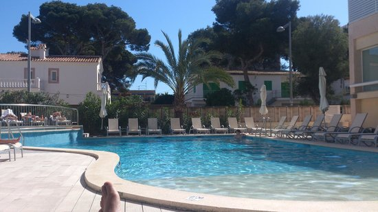 Hotel Hispania : piscine