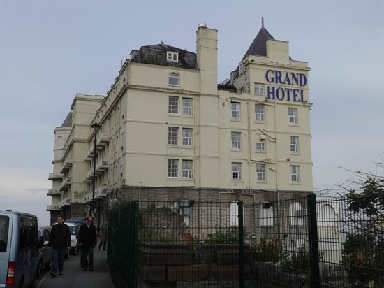 The Grand Hotel - Llandudno: The Grand Hotel