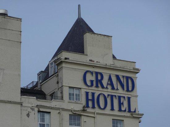The Grand Hotel - Llandudno: The Grand Hotel