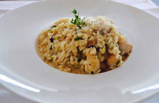 Mama Thira Tavern: Chicken risotto