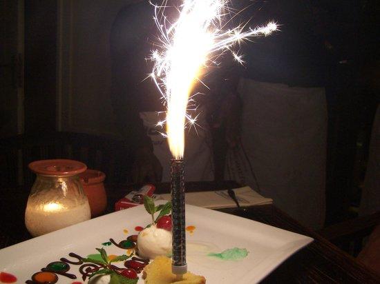 Gouverneur de Rouville: Birthday celebration!