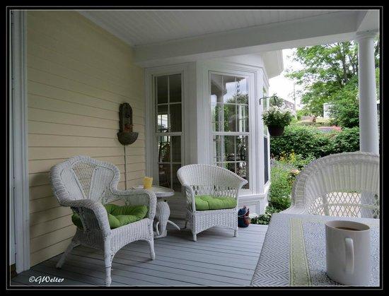 Beech Tree B&B : the Porch