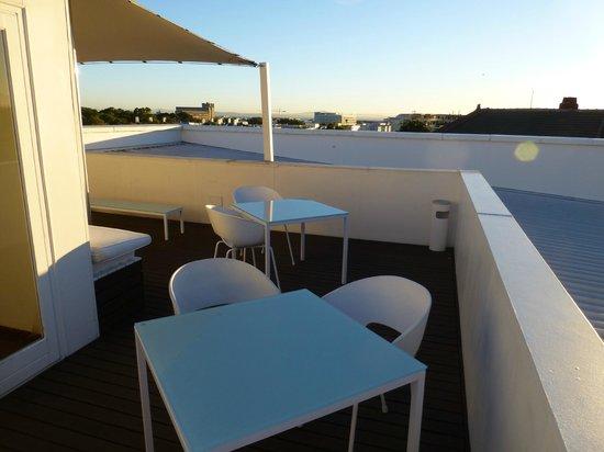 Villa Zest Boutique Hotel: Roof top terrace