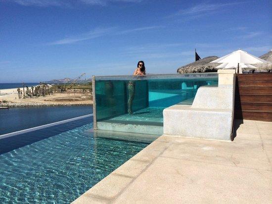 Hotel El Ganzo : Cool pool photo opp